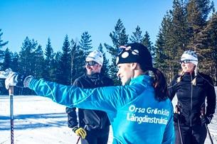 Ny längdsäsong igång i Orsa Grönklitt