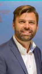 Fredrik Uhlin, marknadschef Erwin Hymer Group Sverige.