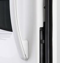 Ett nytt låssystem ska ge större säkerhet åt nya Thetford-dörren