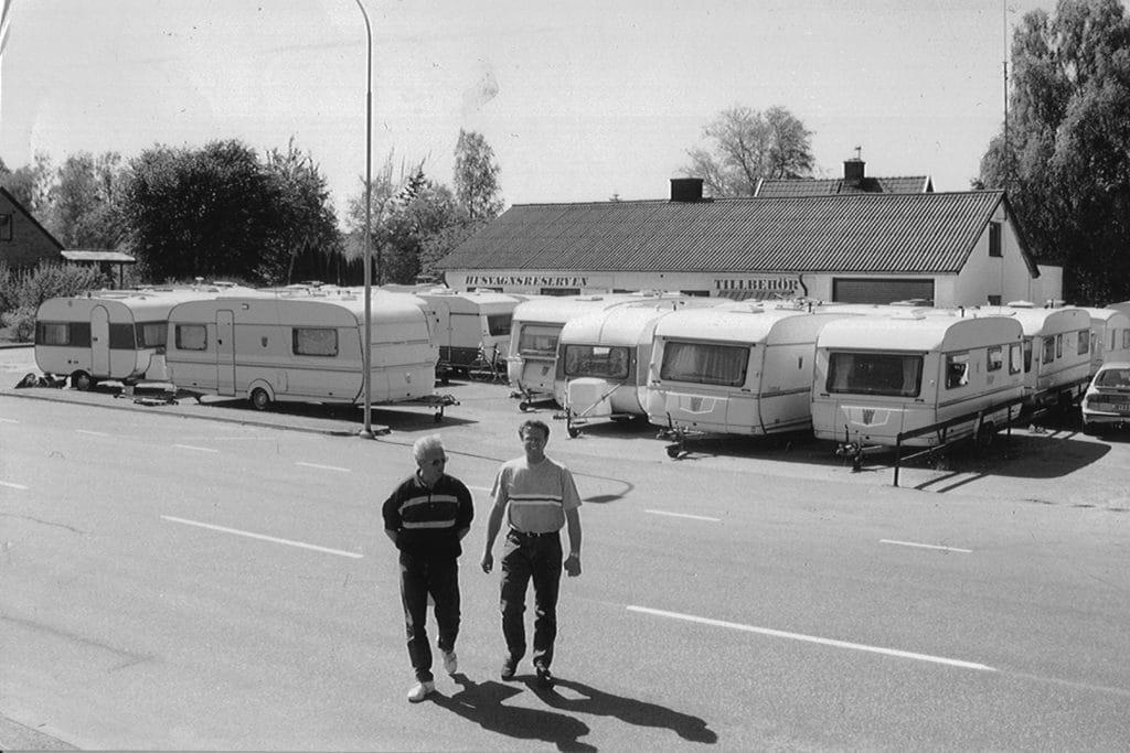 Husvagnsreserven i Kristianstad
