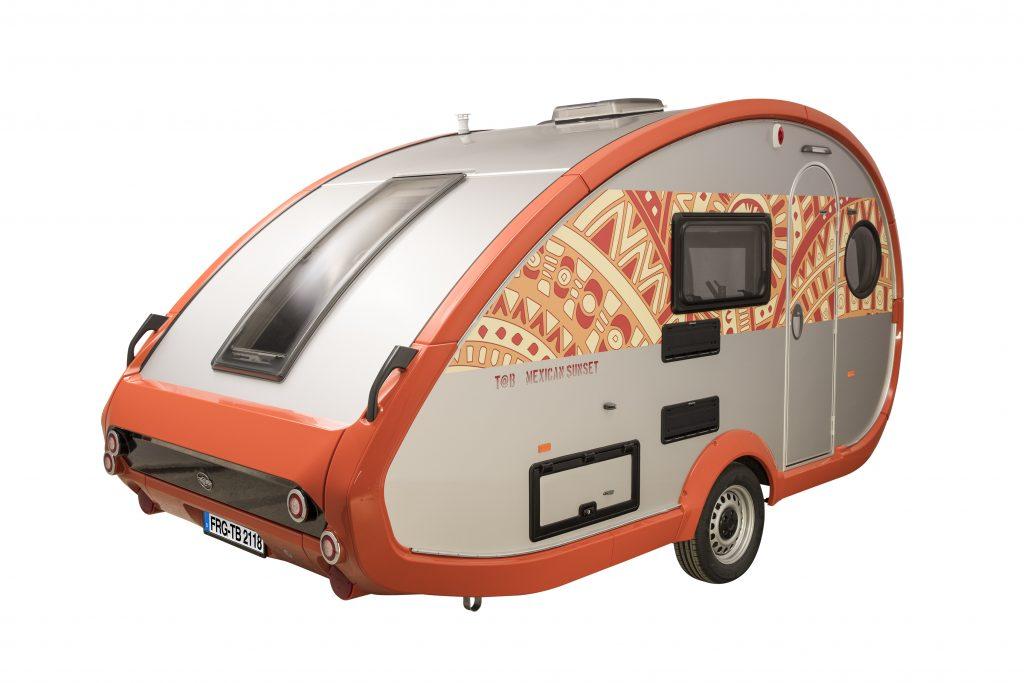 Den ikoniska husvagnsmodellen T@b.