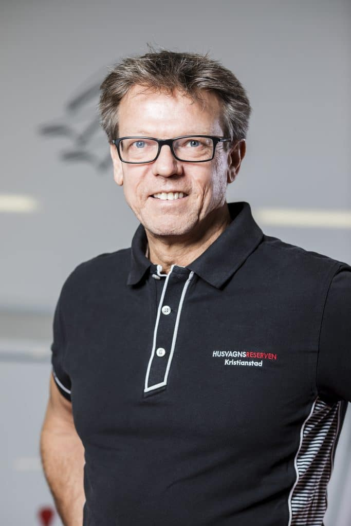Anders Ekdahl grundade Husvagnsreserven år 1988.
