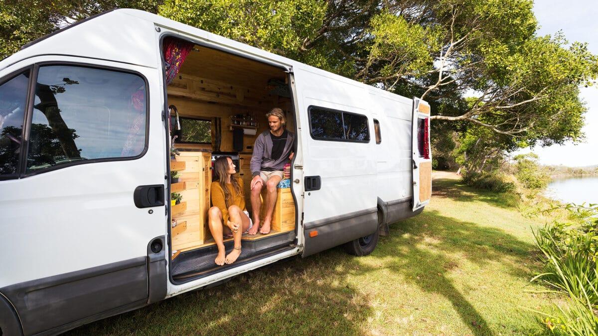 Acamp Camper van
