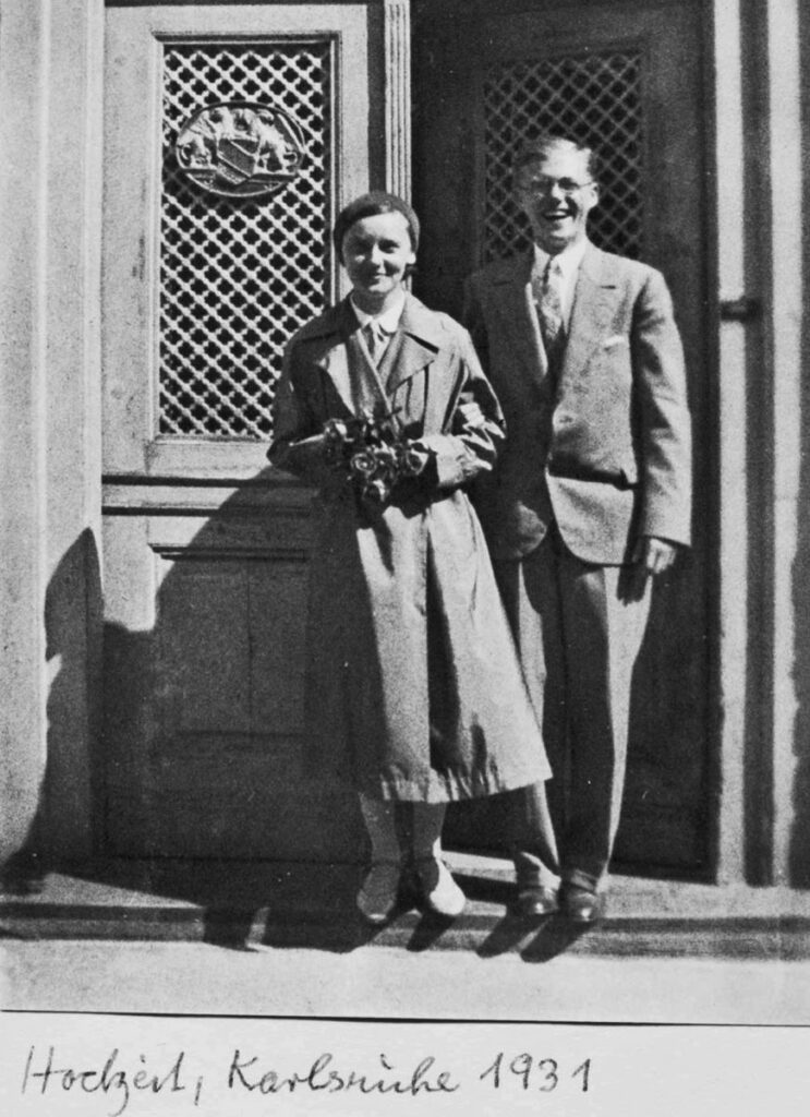 Arist Dethleff och Fridel Edelmann tog sin första husvagnstur i påskveckan 1932. Den följdes av ytterligare tusentals kilometer på vägarna.