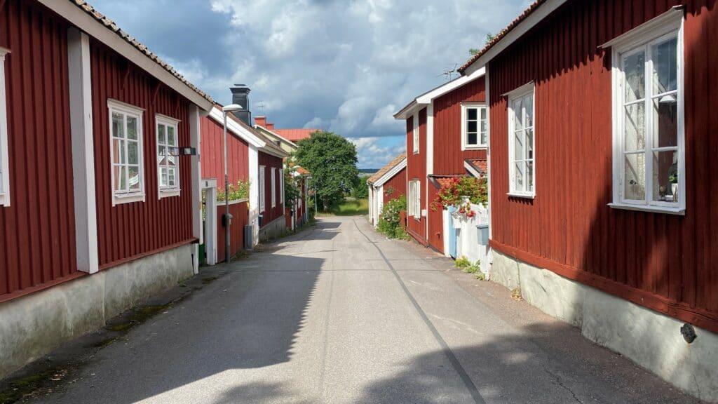 Öregrund är en av Sveriges bäst bevarade trästäder.