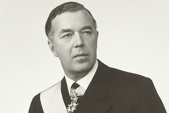Prins Bertil var hertig av Halland.