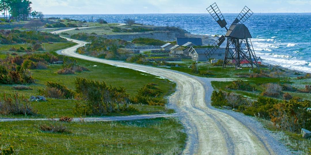 Norra Öland: En vindlande väg längs Stenkusten