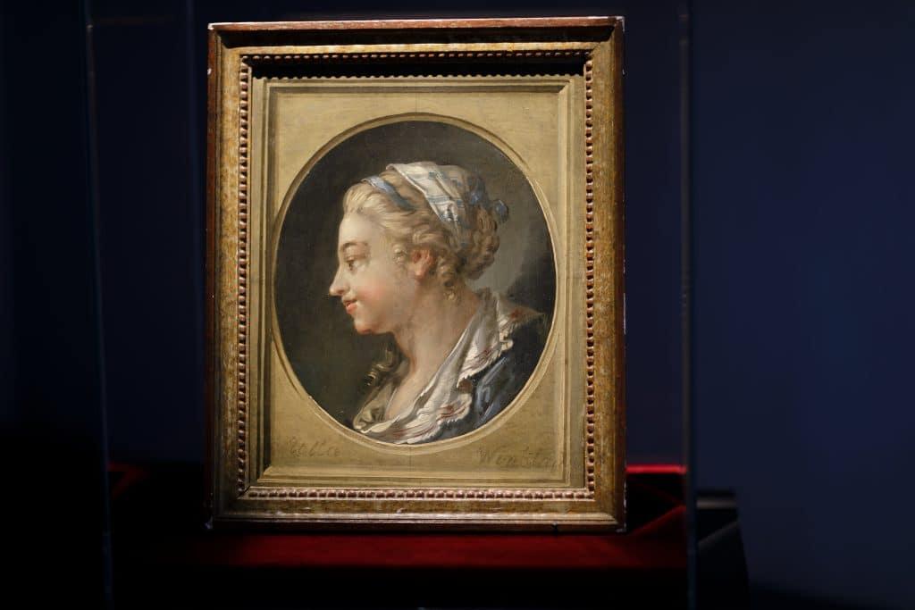 Kvinnan bakom Carl Michael Bellmans diktade gestalt var en av Stockholms alla glädjeflickor på 1700-talet.