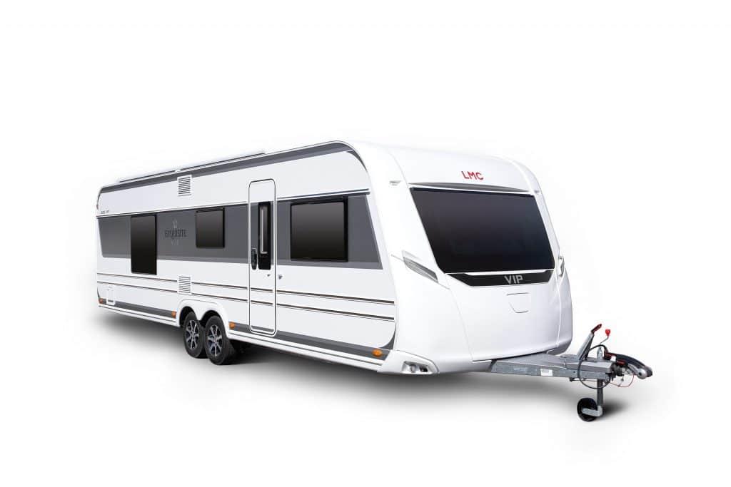 Exquisit VIP - En av marknadens lyxigaste husvagnar.