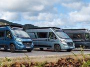 Eura Mobil Van är Euras första plåtis-serie och imponerar med mycket standardutrustning.